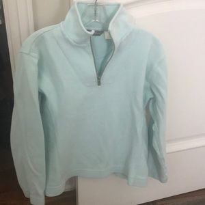 Tommy Bahama quarter zip sweatshirt medium